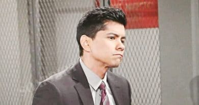 Bold and the Beautiful Spoilers: Alex Sanchez (Jeremy Ray Valdez)