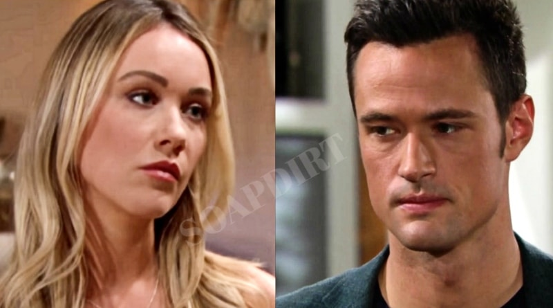 Bold and the Beautiful Spoilers: Flo Fulton (Katrina Bowden) - Thomas Forrester (Matthew Atkinson)
