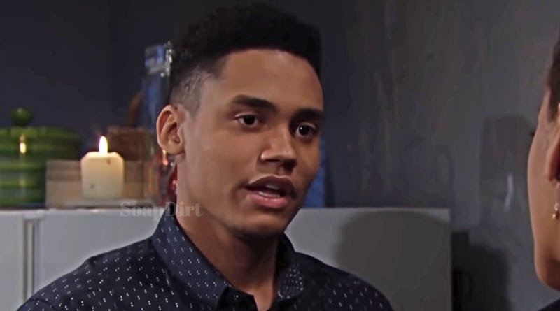 Bold and the Beautiful Spoilers: Xander Avant (Adain Bradley)
