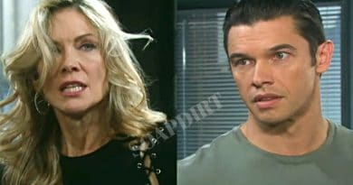 Days of Our Lives Spoilers: Kristen DiMera (Satcy Haiduk) - Xander Cook (Paul Telfer)