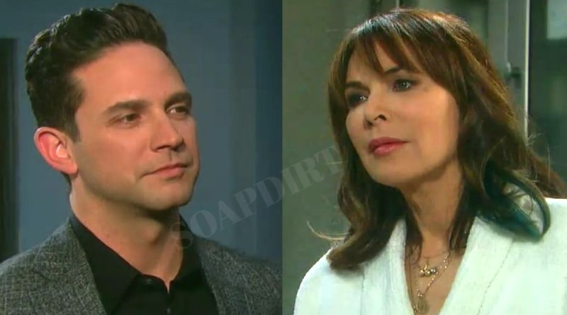 Days of Our Lives Spoilers: Stefan DiMera (Brandon Barash) - Kate Roberts (Lauren Koslow)