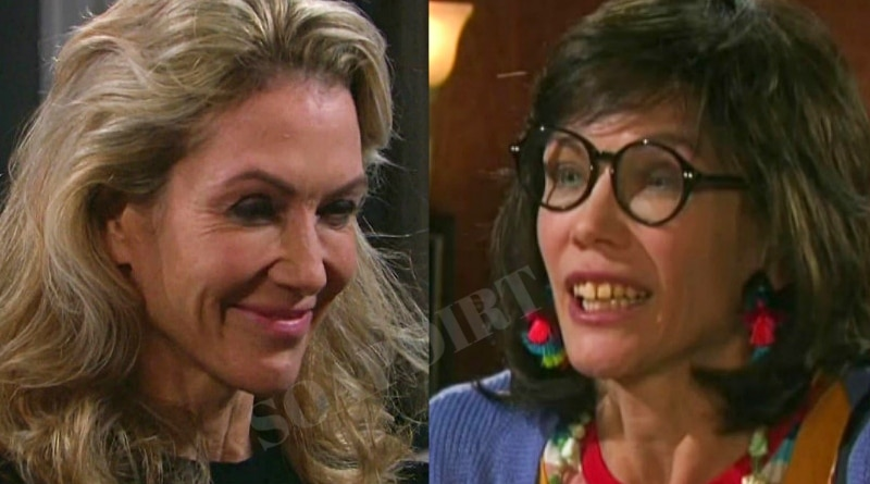 Days of Our Lives Spoilers: Susan Banks - Kristen DiMera (Stacy Haiduk)