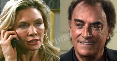 Days of Our Lives Spoilers: Kristen DiMera (Stacy Haiduk) - Tony DiMera (Thaao Penghlis)