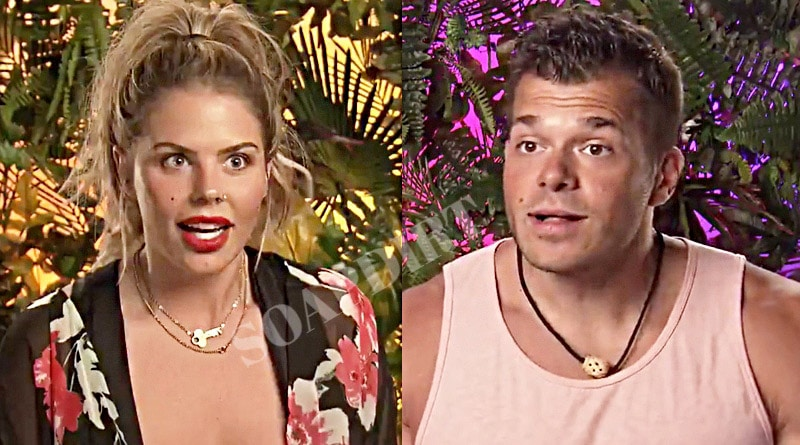 Ex On The Beach Spoilers: Elena Davies - Mark Jansen
