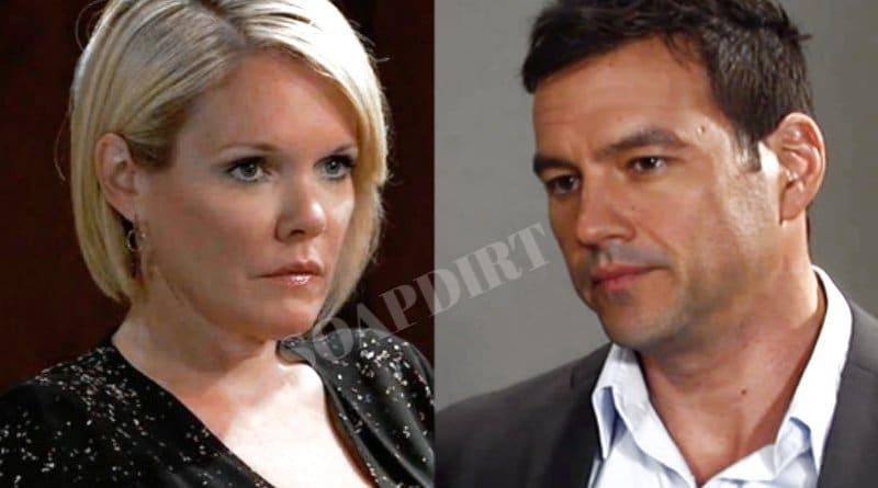 General Hospital Spoilers: Ava Jerome (Maura West) - Nikolas Cassadine (Tyler Christopher)