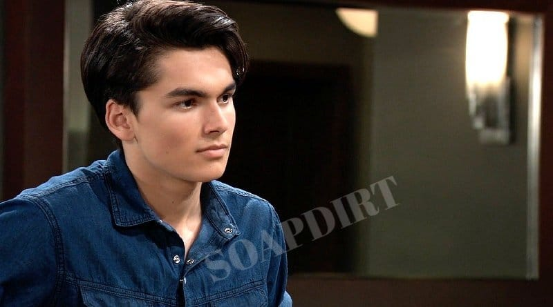 General Hospital Spoilers: Dev Cerci (Ashton Arbab)