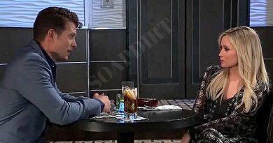 General Hospital Spoilers: Dustin Phillips (Mark Lawson) - Lulu Spencer (Emme Rylan)