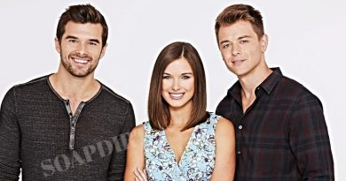 General Hospital Spoilers: Harrison Chase (Josh Swickard) Willow Tait (Katelyn MacMullen) - Michael Corinthos (Chad Duell)