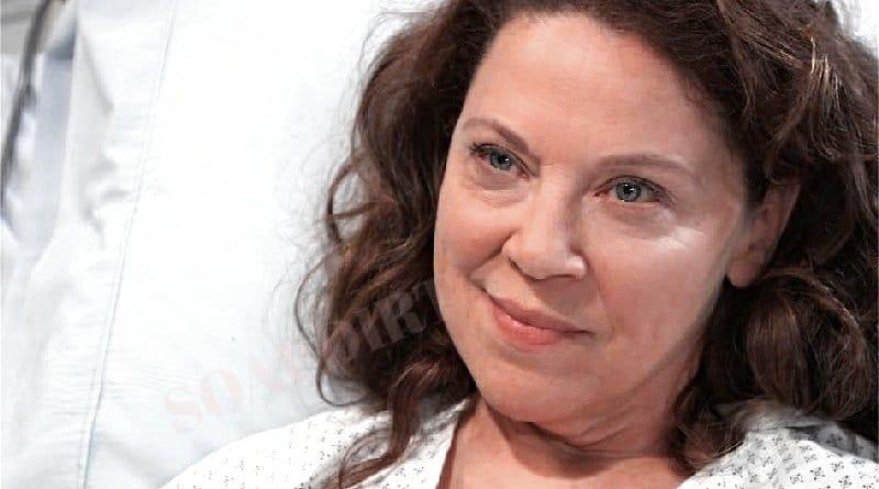 General Hospital Spoilers: Liesl Obrecht (Kathleen Gati)