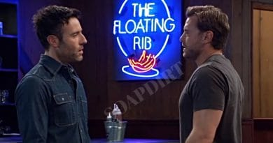 General Hospital Spoilers: Shiloh Archer (Coby Ryan McLaughlin) - Drew Cain (Billy Miller)