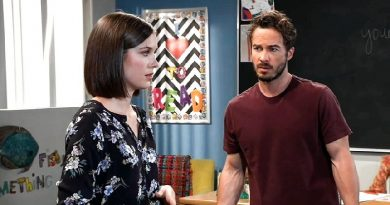 General Hospital Spoilers: Willow Tait (Katelyn MacMullen) - Lucas Jones (Ryan Carnes)