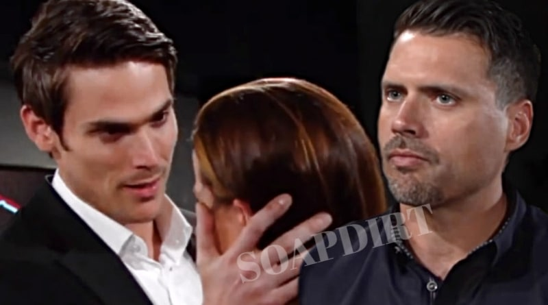 Young and the Restless Spoilers: Adam Newman (Mark Grossman) - Nick Newman (Joshua Morrow) - Chelsea Newman (Melissa Claire Egan)