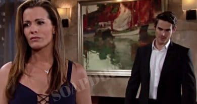 Young and the Restless: Chelsea Newman (Melissa Claire Egan) - Adam Newman (Mark Grossman)
