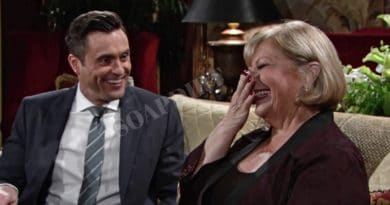 Young and the Restless Spoilers: Cane Ashby (Daniel Goddard) - Traci Abbott (Beth Maitland)