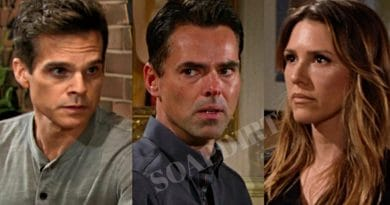 Young and the Restless Spoilers: Kevin Fisher (Greg Rikaart) - Billy Abbott (Jason Thompson) - Chloe Mitchell (Elizabeth Hendrickson)