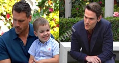 Young and the Restless Spoilers: Nick Newman (Joshua Morrow) - Adam Newman (Mark Grossman)
