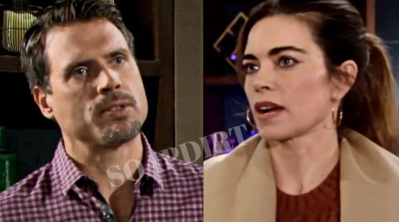 Young and the Restless Spoilers: Victoria Newman (Amelia Heinle) - Nick Newman (Joshua Morrow)