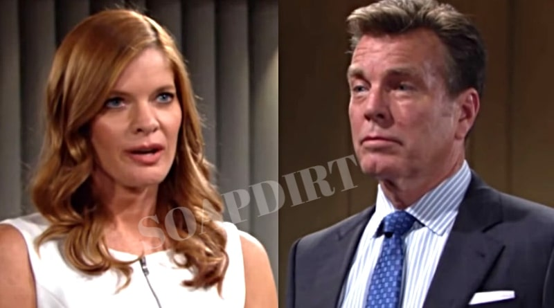 Young and the Restless Spoilers: Phyllis Summers (Michelle Stafford) - Jack Abbott (Peter Bergman)