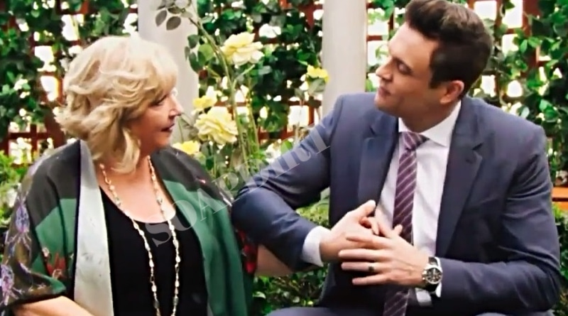 Young and the Restless Spoilers: Traci Abbott (Beth Maitland) - Cane Ashby (Daniel Goddard)