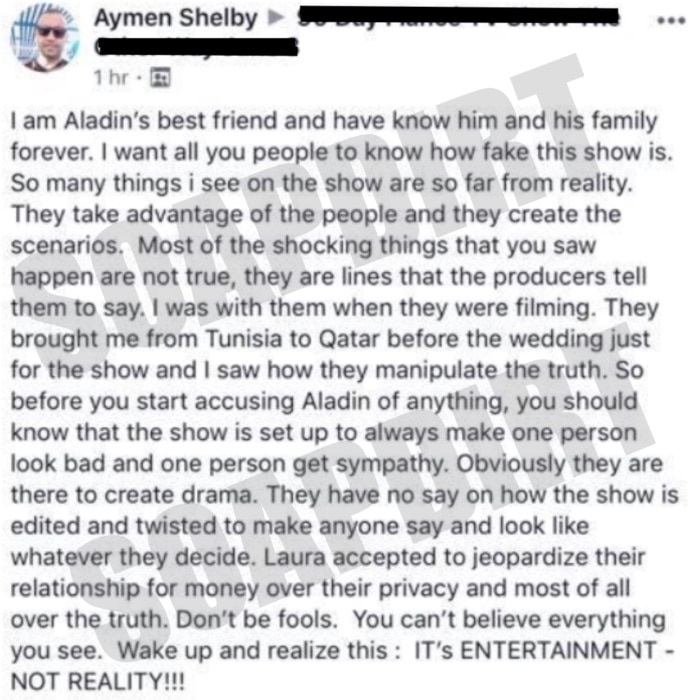90 Day Fiance: Aymen Shelby