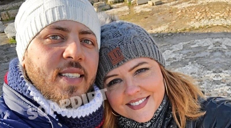 90 Day Fiance: Zied Hakimi - Rebecca Parrott - Before the 90 Days