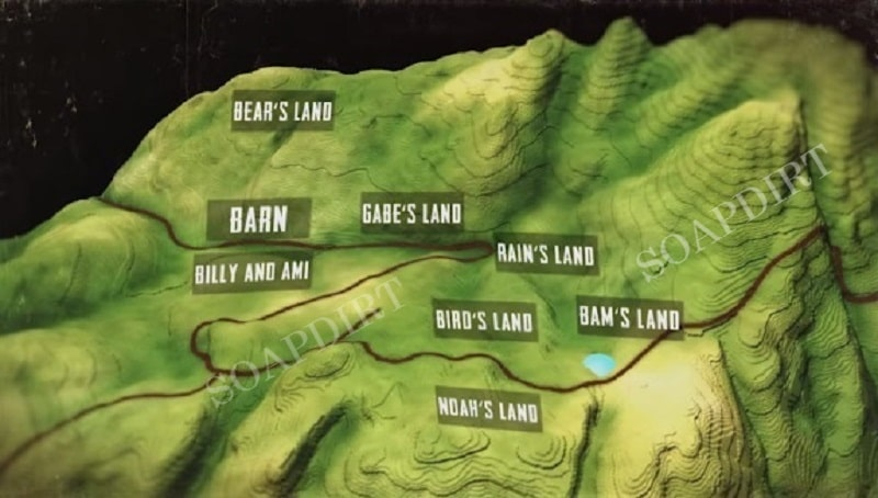 Alaskan Bush People: Brown Family Washington Mountain Land Map