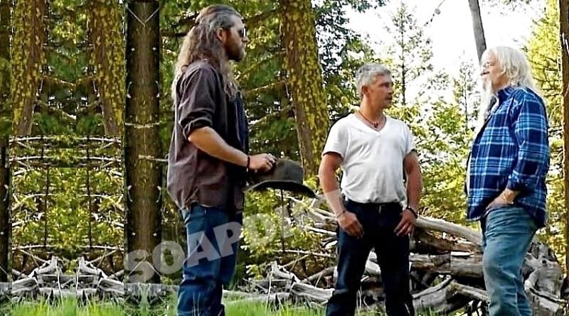 Alaskan Bush People: Joshua Bam Brown - Matt Brown - Billy Brown