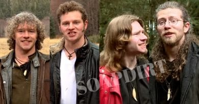 Alaskan Bush People: Matt Brown - Gabe Brown - Bear Brown - Bam Brown