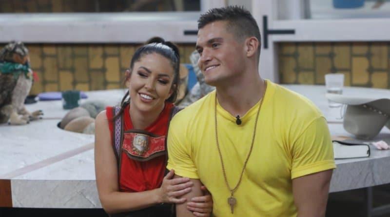 Big Brother: Holly Allen - Jackson Michie - BB21