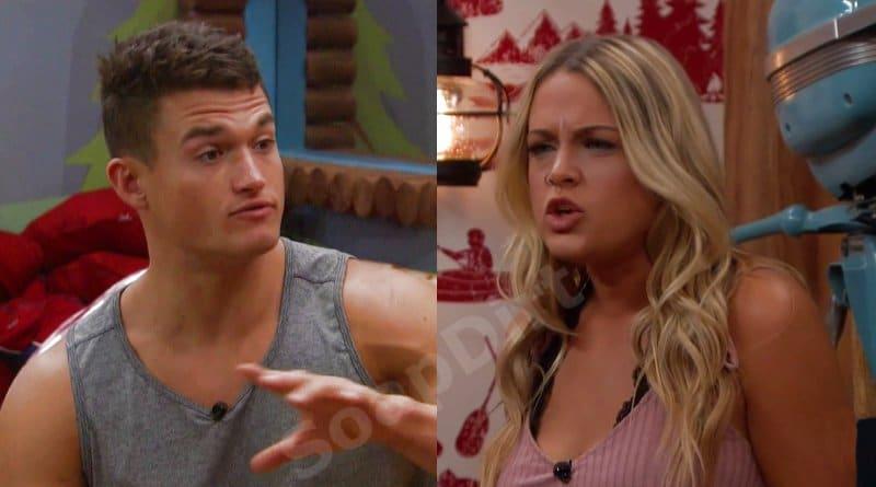 Big Brother: Jackson Michie - Christie Murphy (Fight)