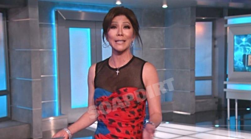 Big Brother: Julie Chen - Spiderman Dress