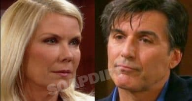 Bold and the Beautiful Spoilers: Brooke Logan (Katherine Kelly Lang) - Jordan Armstrong (Vincent Irizarry)