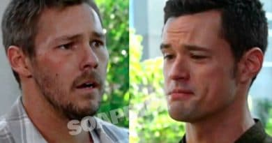 Bold and the Beautiful Spoilers: Liam Spencer (Scott Clifton) - Thomas Forrester (Matthew Atkinson)