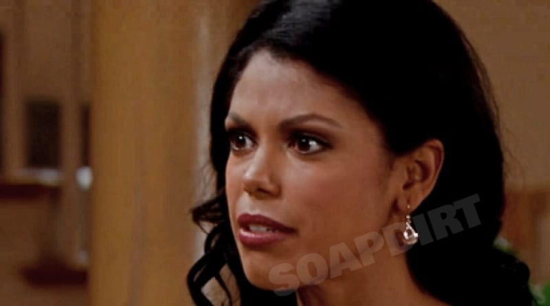 Bold and the Beautiful Spoilers: Maya Avant (Karla Mosley)