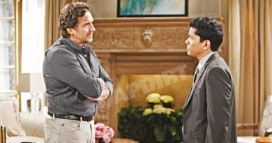 Bold and the Beautiful Spoilers: Ridge Forrester (Thorsten Kaye) - Alex sanchez (Jeremy Ray Valdez)