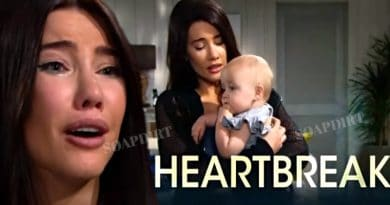 Bold and the Beautiful Spoilers: Steffy Forrester (Jacqueline McInnes Wood)