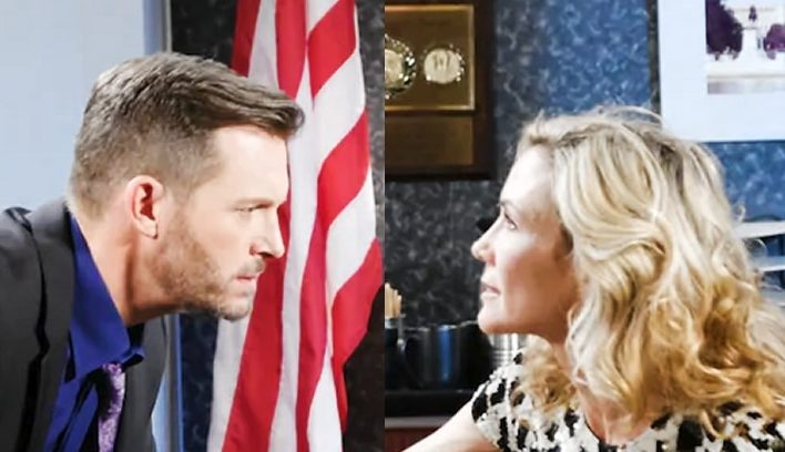 Days of Our Lives Spoilers: Brady Black (Eric Martsolf) - Kristen DiMera (Stacy Haiduk)