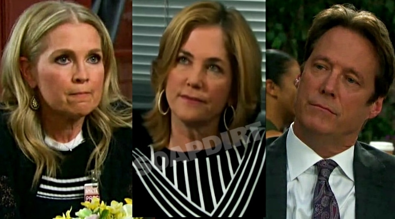 Days of OUr Lives Spoilers: Jennifer Horton (Melissa Horton) - Eve Donovan (Kassie DePaiva) - Jack Deveraux (Matthew Ashford)