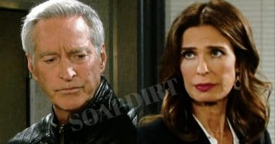 Days of Our Lives Spoilers: John Black (Drake Hogestyn) - Hope Brady (Kristian Alfonso)