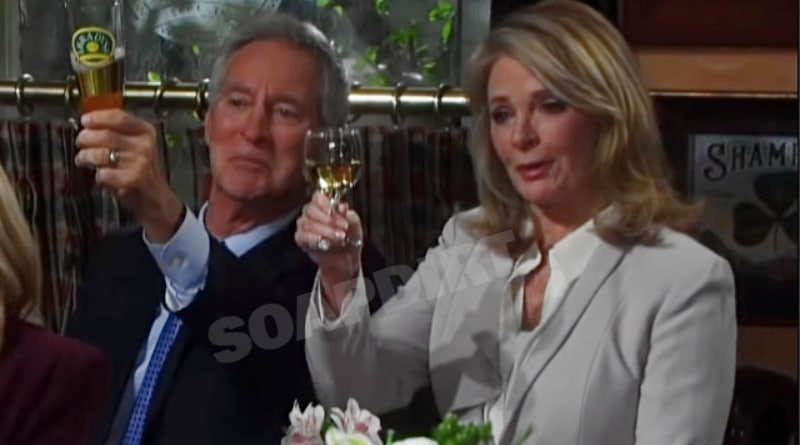 Days of Our Lives Spoilers: John Black (Drake Hogestyn) - Marlena Evans (Deidre Hall)