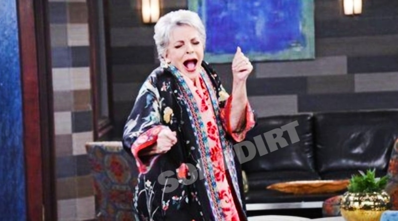 Days of Our Lives Spoilers: Julie Williams (Susan Seaforth Hayes)
