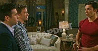 Days of Our Lives Spoilers: Will Horton (Chandler Massey) - Sonny Kiriakis (Freddie smith) - Xander Cook (Paul Telfer)