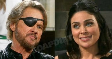 Days of Our Lives Spoilers: Steve Johnson (Stephen Nichols) - Chloe Lane (Nadia Bjorlin)