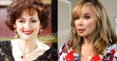 Days of Our Lives Spoilers: Vivian Alamain (Robin Strasser) - Kate Roberts (Lauren Koslow)