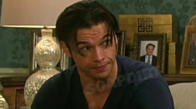 Days of Our Lives Spoilers: Xander Cook (Paul Telfer)