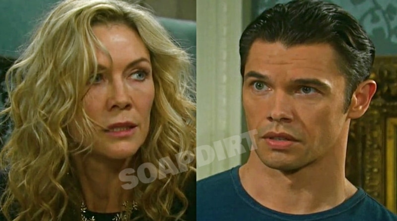 Days of Our Lives Spoilers: Kristen DiMera (Stacy Haiduk) - Xander Cook (Paul Telfer)