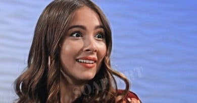General Hospital: Molly Lansing (Haley Pullos)