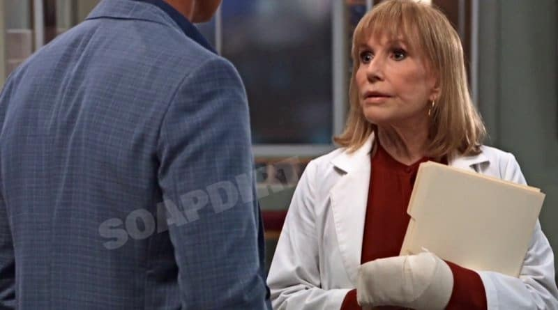 General Hospital: Monica Quatermaine ( Leslie Charleson)