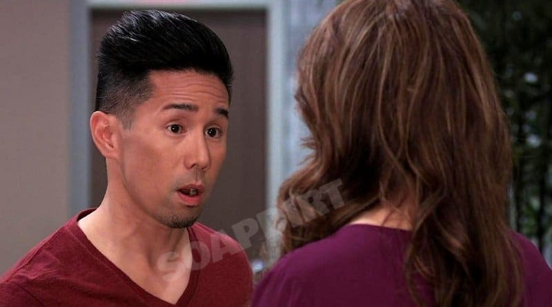 General Hospital Spoilers: Brad Cooper (Parry Shen)