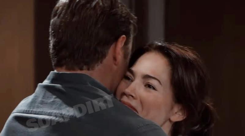 General Hospital Spoilers: Elizabeth Webber (Rebecca Herbst) - Drew Cain (Billy Miller)